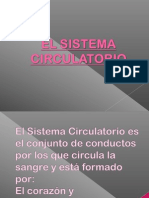 4. Sistema Circulatorio.