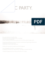 Silent Alarm Digital Booklet