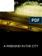 A Weekend in the City Digital Booklet