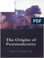 Perry Anderson-The Origins of Postmodernity-Verso (1999)