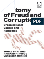 Anatomy of Fraud