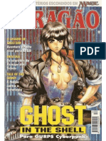 Dragão Brasil 34 -Ghost in the shell