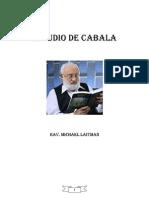 Laitman Michael Estudio de Cabala