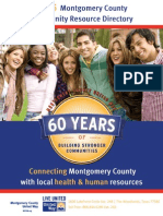 2015 Montgomery County Community Resource Directory