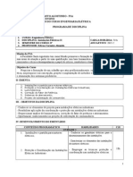 ProgDiscip Instalacoes Eletricas II 2015 2