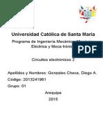 informe electronicos 2 previo 1