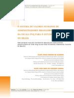 Almeida_Sobral(2009)-O Sistema de Valores Humanos Dos Administradores