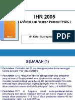 Materi 1 IHR (Pengantar)