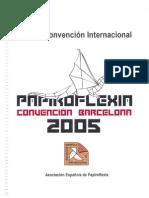 Asociacion Española de Papiroflexia- Convencion 2005