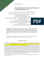 Johansen Et Al-2000-The Econometrics Journal