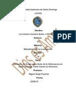 Metodologia de La Investigacion Original
