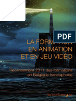 Twist Formation Animation Jeu Video 2011