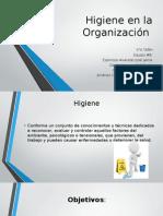 Higiene en La Organización