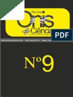 9ª Edição Da Revista Onisciencia 2