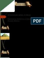 introdução geral a biblia