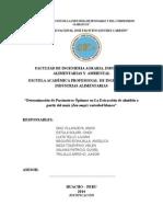 Extraccion de Almidon de Maiz (Zea Mays) Variedad Blanco Docx