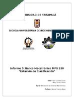 Universidad de Tarapacá Clasificacion