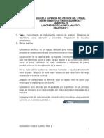 informe 2 MATERIALES DE LABORATORIO