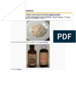 Aditivo alimentarioQ