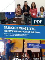 Transforming Lives, Transforming Movement Building