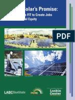 Sharing Solar's Promise