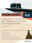 An Agenda for Equity