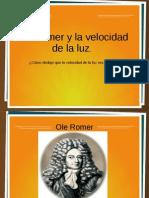 Ole Romer y la velocidad de la luz