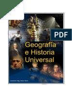 GEOGRAFIA+E+HISTORIA+UNIVERSAL