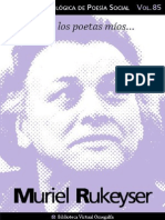 Cuaderno de Poesia Critica 85 Muriel Rukeyser