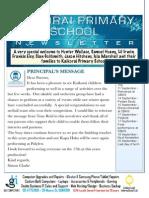 August 28 Newsletter