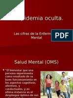 Las Cifras de la Enfermedad Mental.ppt