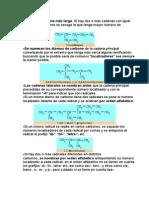 Formulación Organica