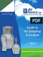 Air Toxics Ltd Sampling Guide