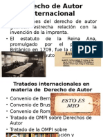 Derecho de Autor Internacional.pptx