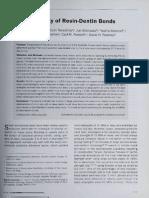 Durability of Resin-Dentin Bonds.