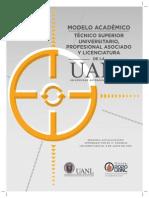 Modelo Academico Licenciatura
