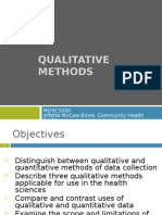 17. AMB4 Qualitative Methods 2015
