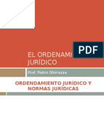 3. El Ordenamiento Jurídico
