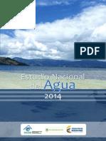 Estudio Nacional del Agua y vida de la Nacion 2014