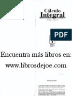 Coquillat Fernando - Calculo Integral Metodologia Y Problemas
