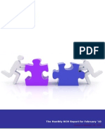 Feb 2010 Monthly Market Report - Proshare
