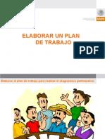 Elaborar Plan de Trabajo