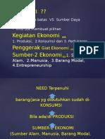 Ekonomi Kesehatan Resume