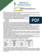 UNTELS Proyectos 2015-1 Practica Recuperacion