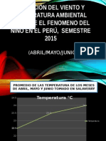 Comparacion de Las Graficas de La Estacion Meteorologia Davis