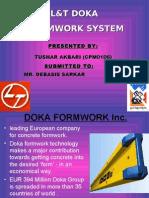 Presentation Doka