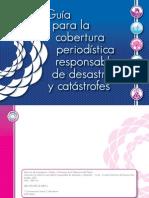 Guia Cobertura Periodística de Desastres y Catastrofe