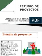 Estudio de Proyectos Diapositivas Final