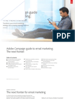 Campaign Guidebook Email Marketing Next Frontier