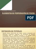 1 Elementos de Perforación de Pozos